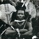 Medium african tribe by stuart larrabee